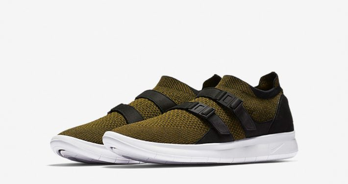 Nike Air Sock Racer Ultra Flyknit Olive Flak