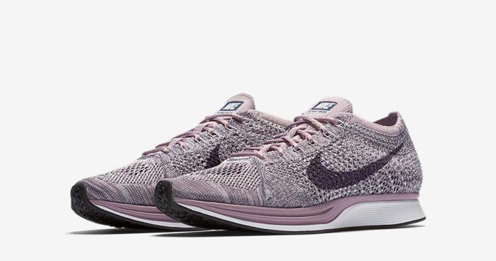 Nike Flyknit Racer Macaron Lavender