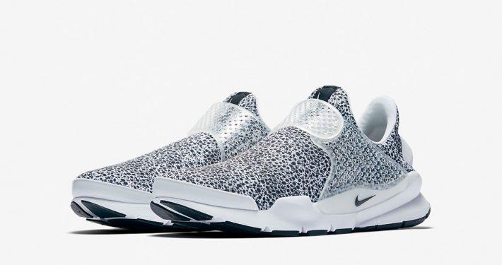Nike Sock Dart White Safari