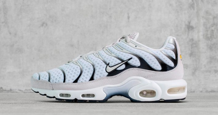 NikeLab Air Max Plus Tn White Black
