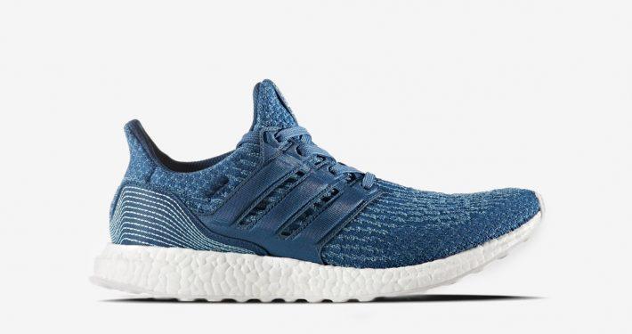 Parley x Adidas Ultra Boost 3.0 Blue Night