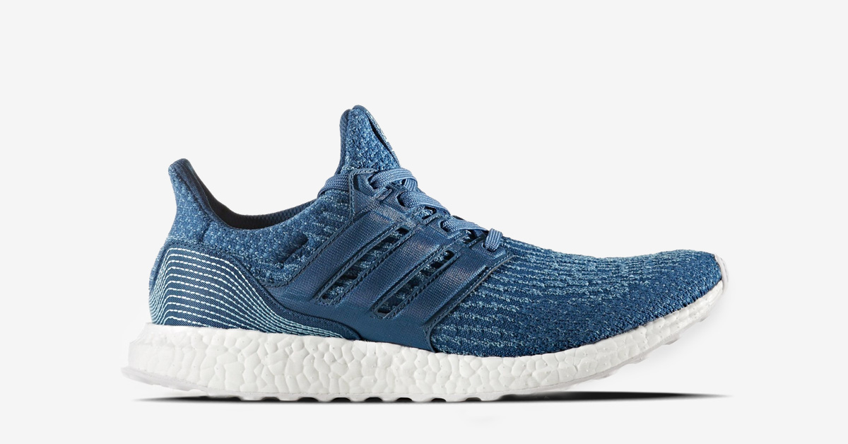 Parley x Adidas Ultra Boost Uncaged Cool Sneakers