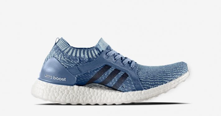 Parley x Adidas Ultra Boost X Core Blue
