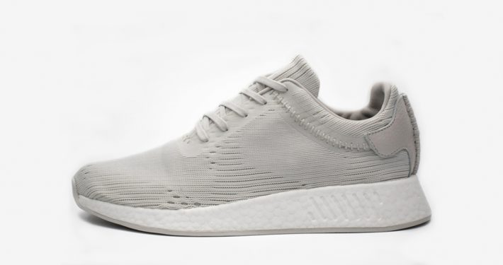 Wings + Horns x Adidas NMD R2 PK Grey