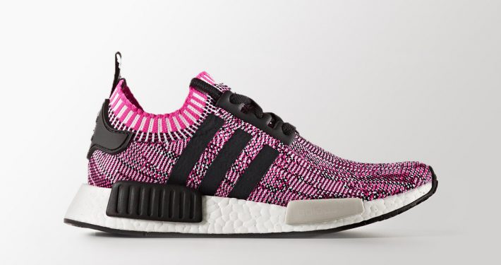 Womens Adidas NMD R1 Shock Pink