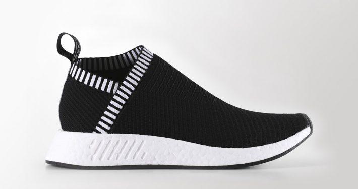 Adidas NMD CS2 Black Shock Pink