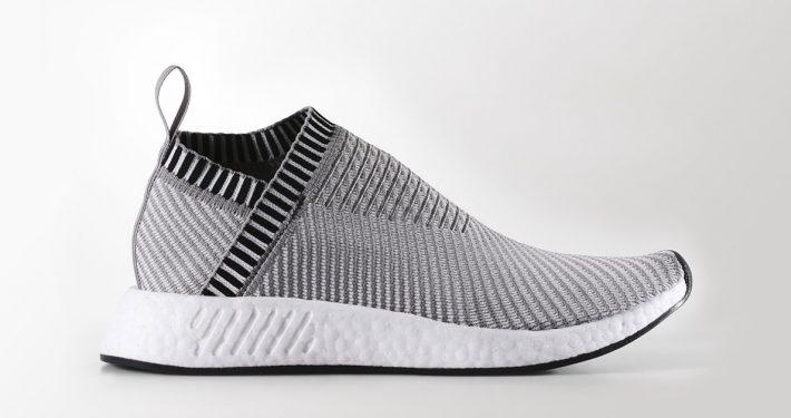 Adidas NMD CS2 Grey Shock Pink