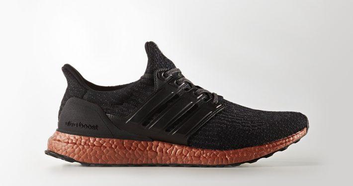 Adidas Ultra Boost 3.0 Black Copper