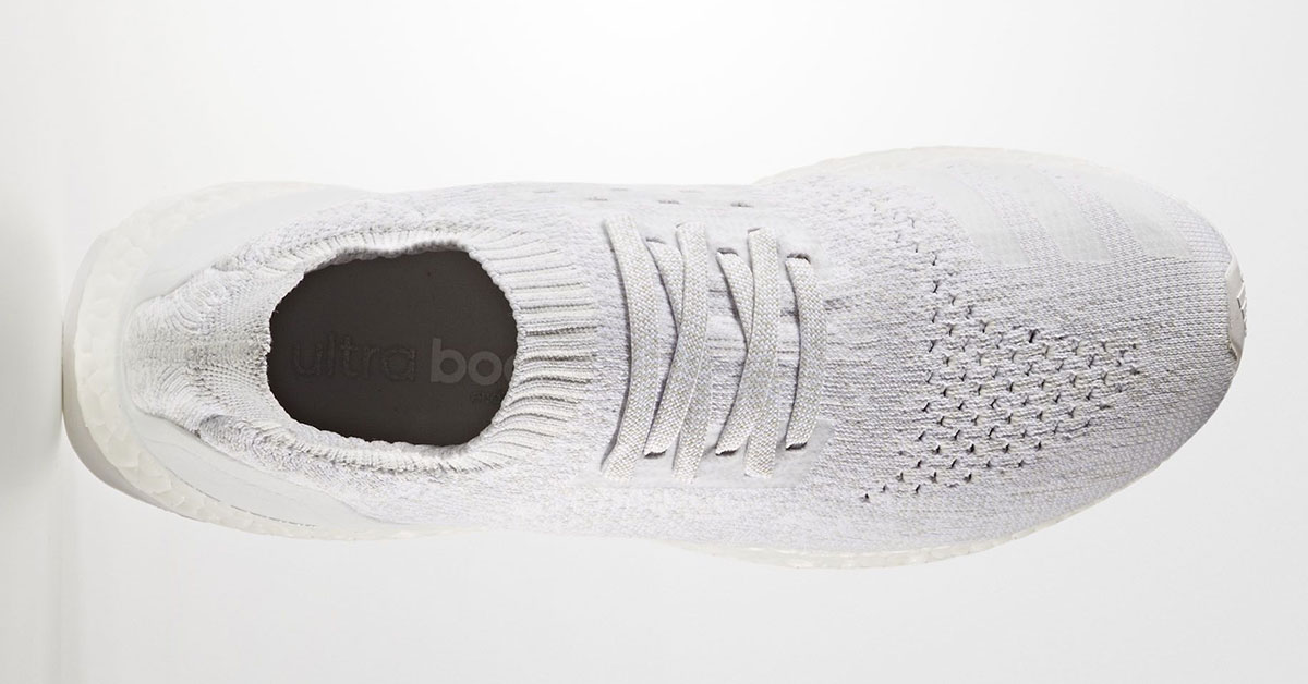 adidas UltraBoost Uncaged Hvid BY2549