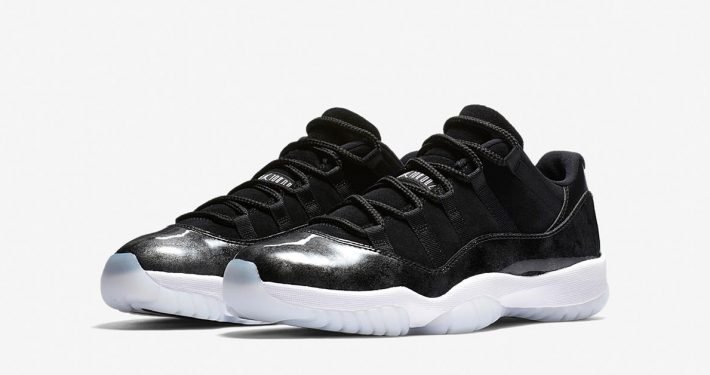 Nike Air Jordan 11 Low Black White