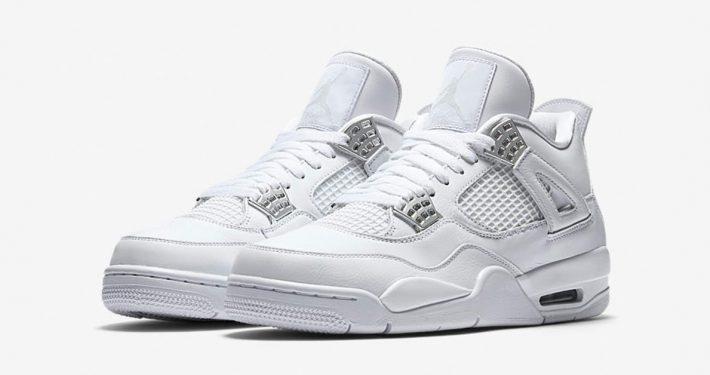 Nike Air Jordan 4 Retro Pure Money