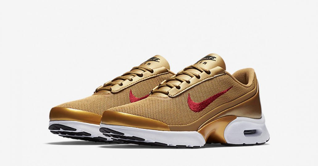 Nike Air Max Jewell Metallic Gold