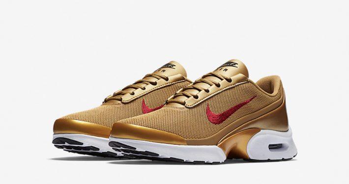 Nike Air Max Jewell Metallic Gold