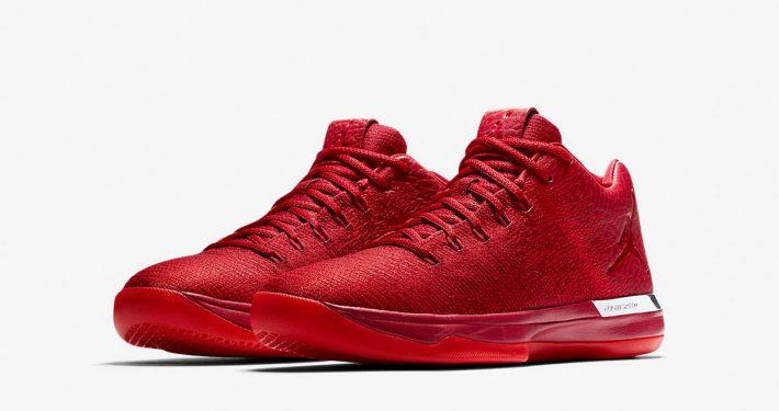 Nike Air Jordan 31 Low Gym Red