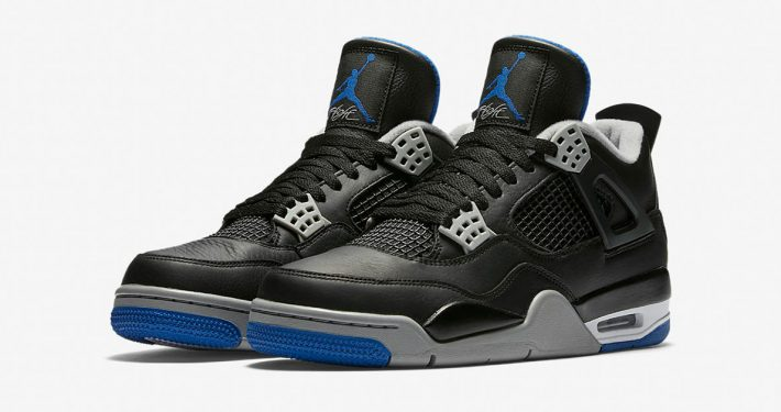 Nike Air Jordan 4 Retro Motorsport Away