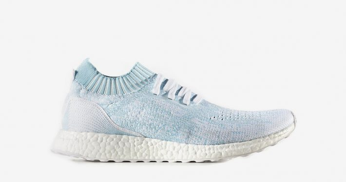 Parley x Adidas Ultra Boost Uncaged White Icey Blue
