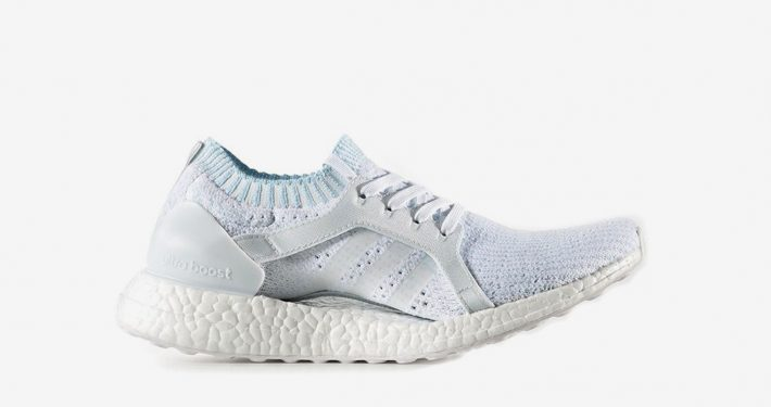 Parley x Adidas Ultra Boost X Uncaged White Icey Blue