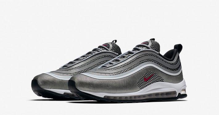 Nike Air Max 97 Ultra Metallic Silver