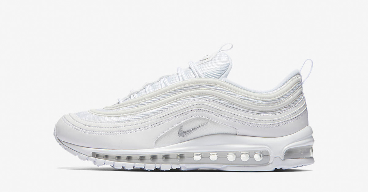 low priced d62ad 7adc6 ... store nike air max 97 white wolf grey d8f7f f7477