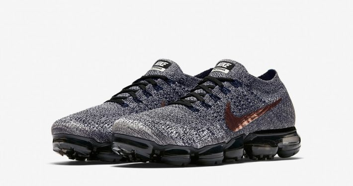 Nike Air VaporMax Black Metallic Red Bronze