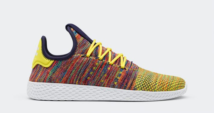 Pharrell Williams x Adidas Tennis Hu Multi