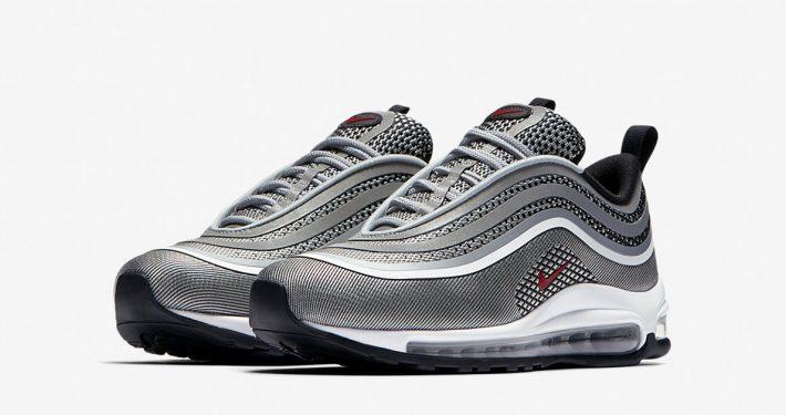Womens Nike Air Max 97 Ultra Metallic Silver