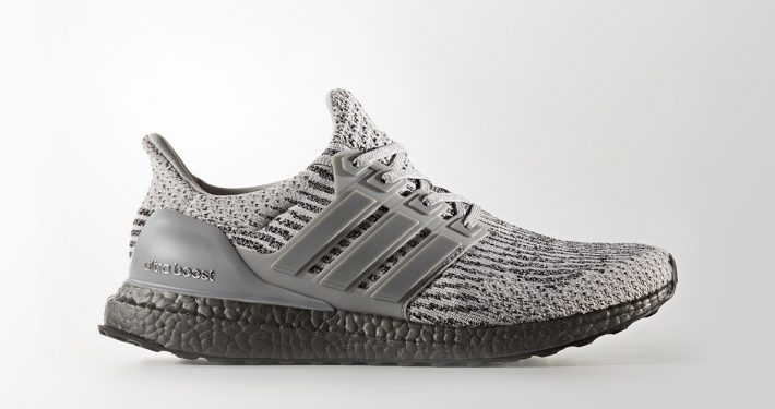 Adidas Ultra Boost 3.0 Grey Two