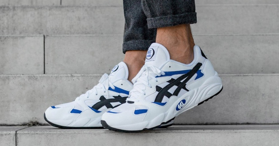 Asics Gel Diablo OG White Black