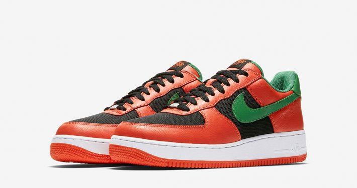 Nike Air Force 1 Low Carnival Orange