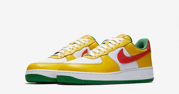 Nike Air Force 1 Low Carnival Yellow