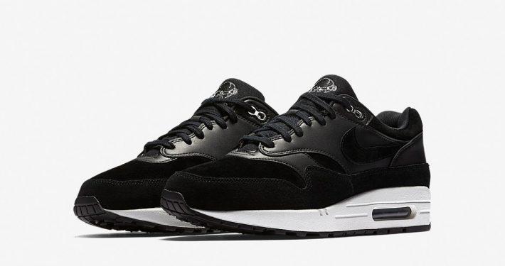 Nike Air Max 1 Premium Black Off White