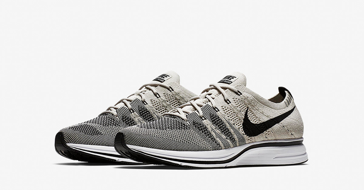 807f259e2ef1fc Nike Flyknit Trainer Pale Grey - Cool Sneakers