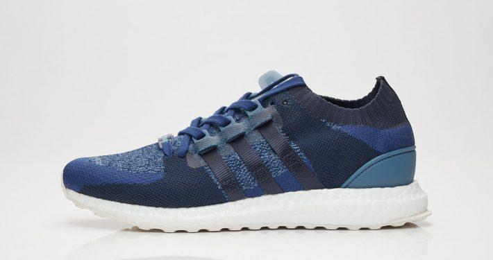 Sneakersnstuff x Adidas EQT Support Ultra PK Dark Blue