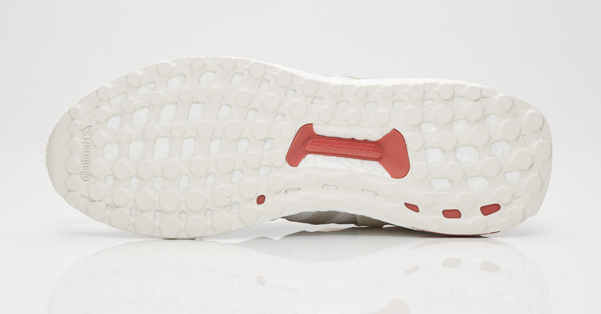Sneakersnstuff x Adidas EQT Support Ultra PK Vintage White