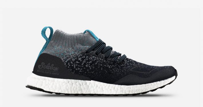 Solebox x Packer Shoes x Adidas Ultra Boost Mid
