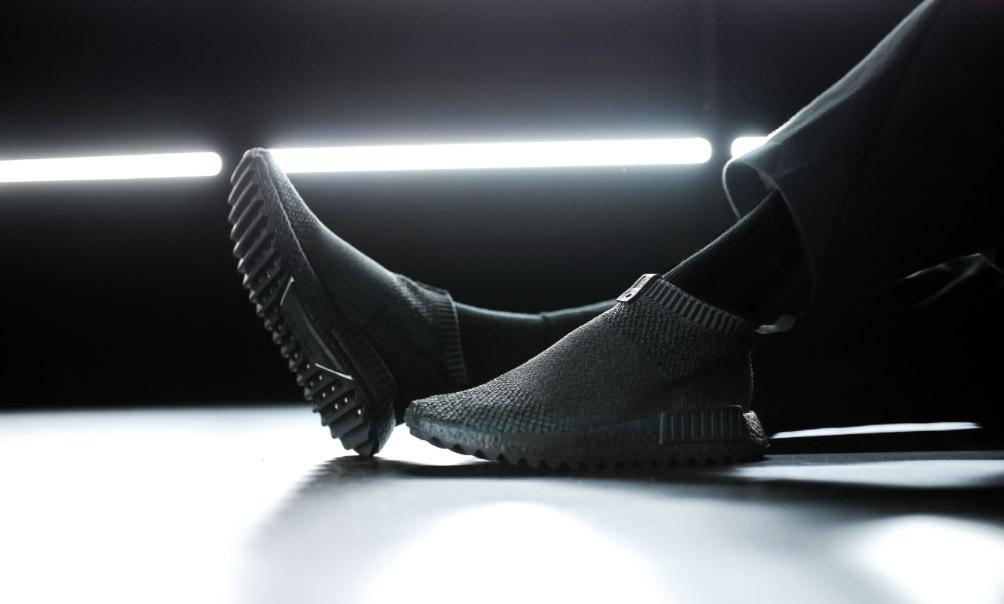 TGWO x Adidas NMD City Sock Ankoku Toshi Jutsu