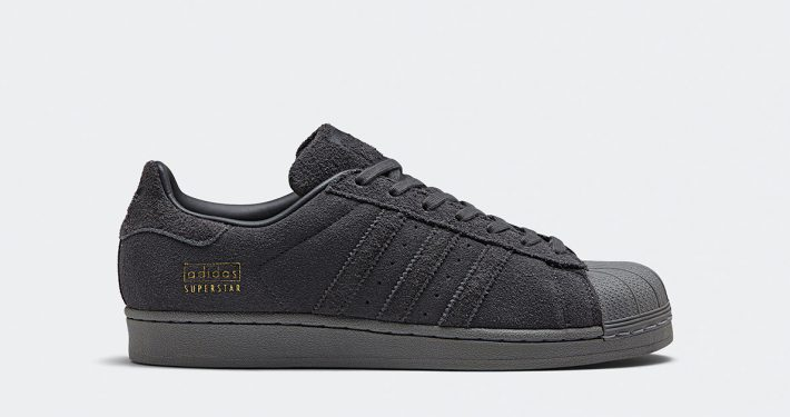 Adidas Superstar 80s Suede Grey
