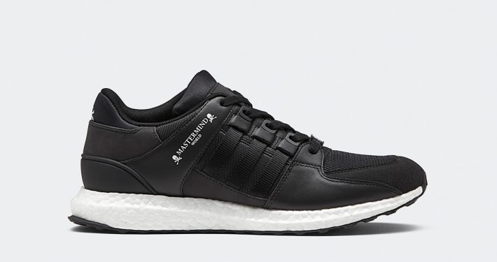 Mastermind x Adidas EQT Support Ultra Black