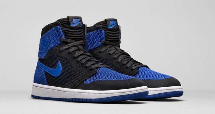 Nike Air Jordan 1 Flyknit Royal