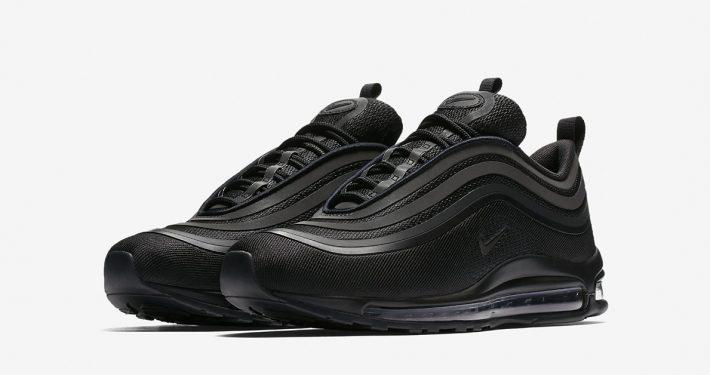 Nike Air Max 97 Ultra Triple Black