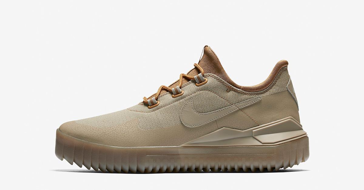 Nike Air Wild Golden Beige