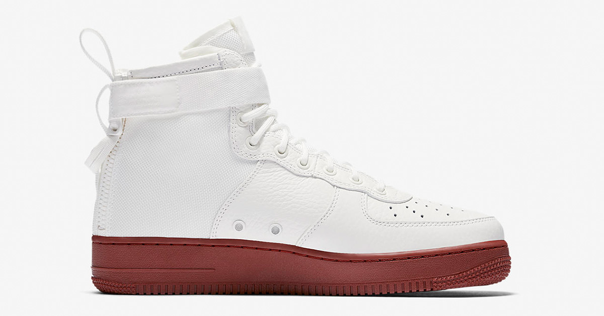 Nike Special Field Air Force 1 Mid Ivory Mars Stone