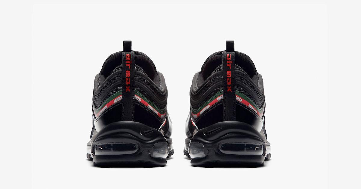 Tilbud Nike Sko Herre Dame Air Max 97 OG UNDFTD Undefeated