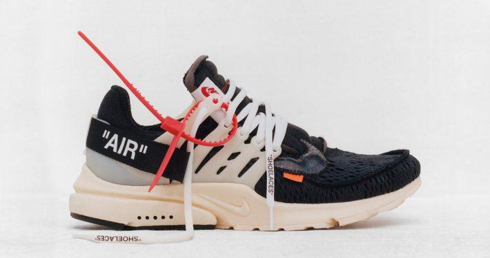 Virgil Abloh x Nike Air Presto Revealing
