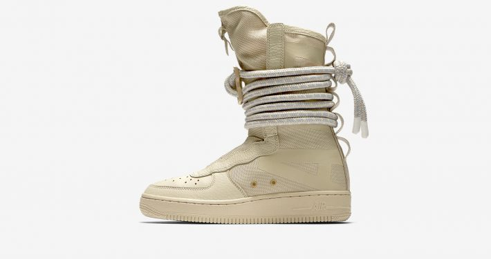 Womens Nike Special Field Air Force 1 High Rattan