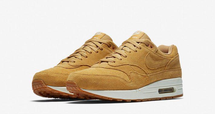 Nike Air Max 1 Premium Flax 875844-203