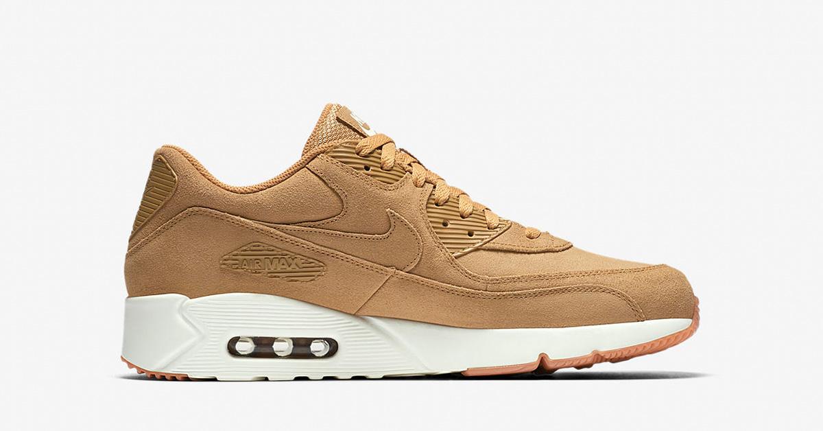 Nike Air Max 90 Ultra 2.0 Flax 924447-200