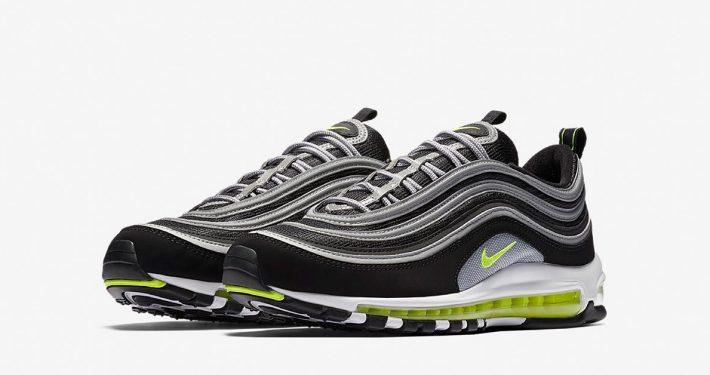 Nike Air Max 97 Black Volt 921826-004