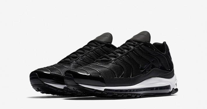 Nike Air Max 97 Plus Black White AH8144-001