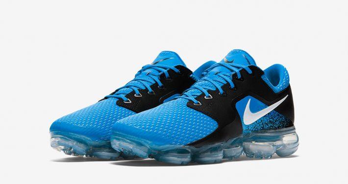 Nike Air VaporMax CS Mesh Blue Black